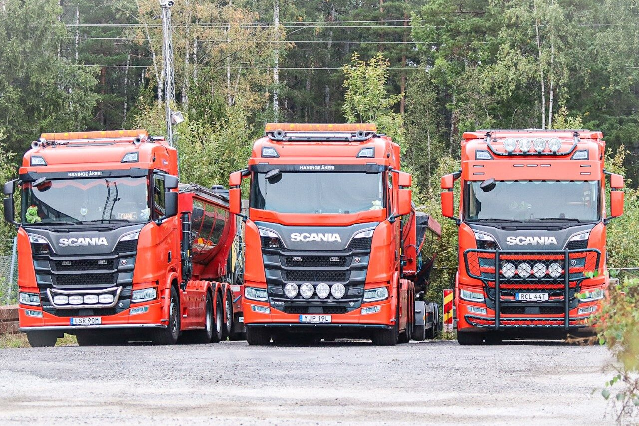 Conny Andersson Transport AB